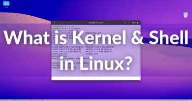 what-is-kernel-shell-in-linux